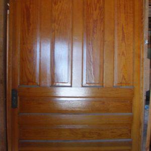 Doors pocket nd millwerk salvage and sales for Yellow pine wood doors