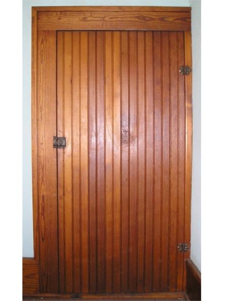 Wainscot Cabinet Door