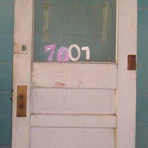 Classic Original Exterior Door