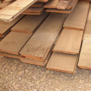 Vintage Attic Flooring