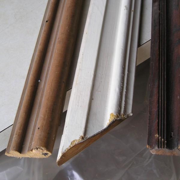 Moldings/Chair Rail
