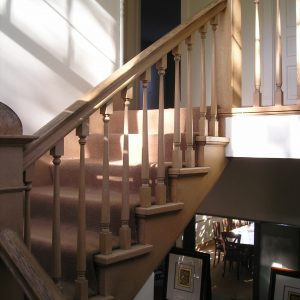 Exquisite Oak Staircase
