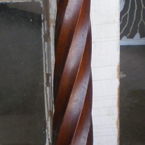 Outstanding Chunky Walnut Balusters