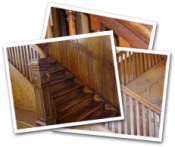 Staircases & Parts