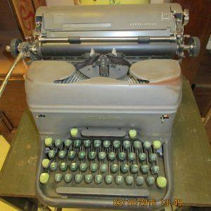 Cool SuperSpeed Typewriter