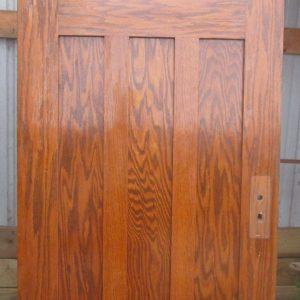 4-Panel Oak Door & Salvaged Solid Core Antique u0026 Vintage Wooden Doors | ND MillWerk ...