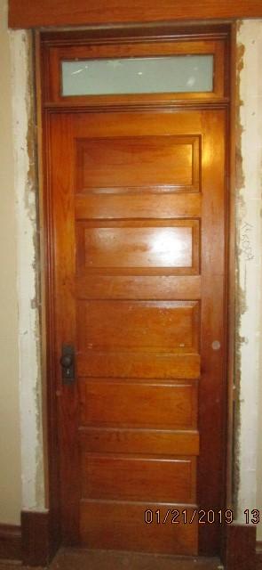 Transom Doors
