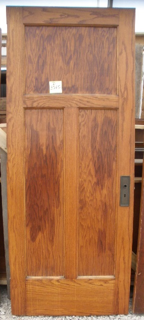 Three Panel Doors